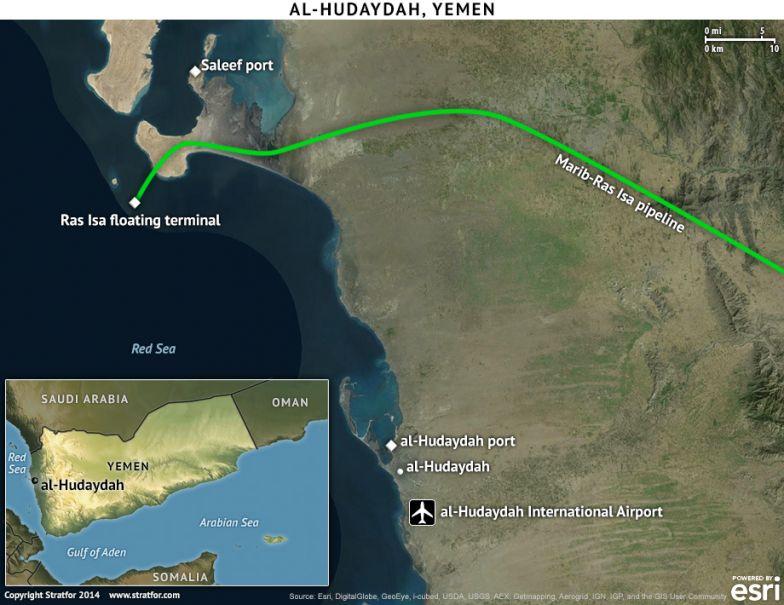 Al-Hudaydah, Yemen