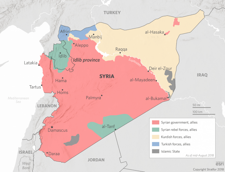 Here\'s What the New U.S. Strategy in Syria Means For Russia