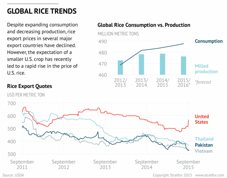 China: A Growing Appetite for U S  Rice?