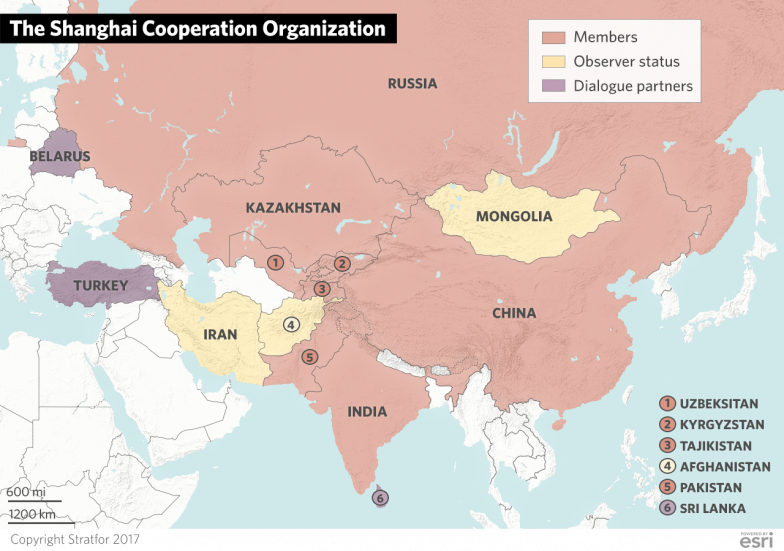 Can The Shanghai Cooperation Organization Live Up To Its Name