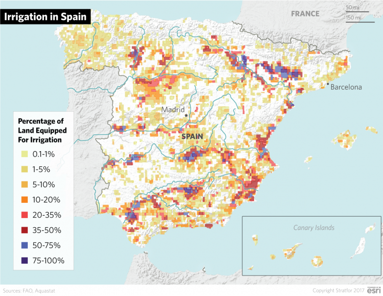 What Are Spain S Natural Resources