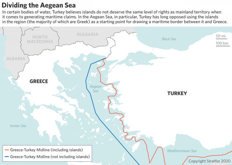 War Within NATO? Why Is Turkey Getting So Aggressive With Greece? by Stratfor Worldview 21