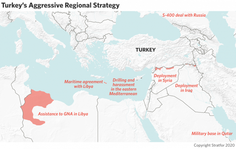 War Within NATO? Why Is Turkey Getting So Aggressive With Greece? by Stratfor Worldview 24