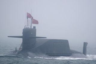 The Type 094A submarine (pictured) represents the first class of such underwater vessels that are expected to eventually deploy on nuclear deterrence patrols.