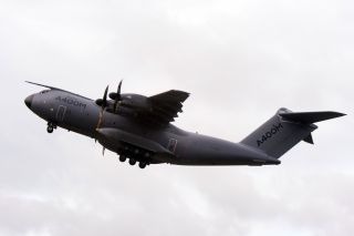 The cost for operating a single A400M medium airlift aircraft, which has a capacity of 37,000 kilograms (81,571 pounds) or 116 passengers, has been estimated to rise above $800 million throughout its lifecycle.