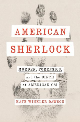 the cover of American Sherlock
