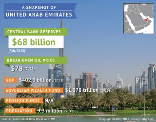 Profiling the Economic Interests of the Gulf States