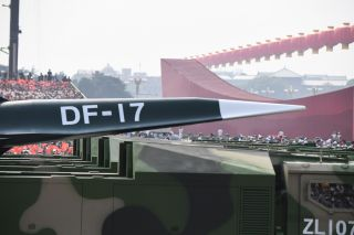 The DF-17 hypersonic glide vehicle presents a challenge for defensive systems due to its speed and maneuverability.