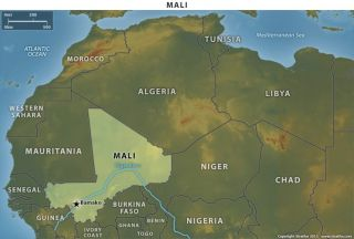 The Geography of Mali