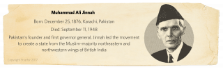Jinnah took the philosopher's ideas for Pakistan and translated them into action, driven by a historical movement rooted in religious minority dynamics, self-determination and Islamic revivalism.