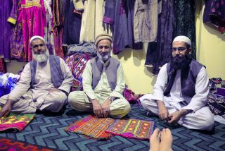 A group of Afghan Pashtuns explain their culture and heritage.