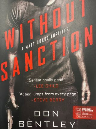 the cover of Without Sanction