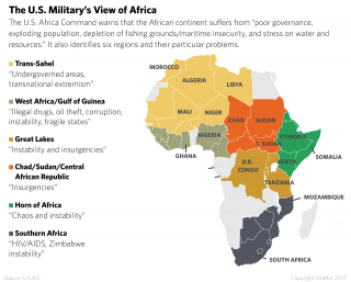 The U.S. Military's View of Africa