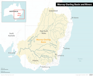Murray-Darling Basin and Rivers