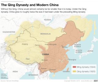 What China Owes A Bygone Era