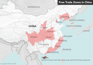 Free Trade Zones in China