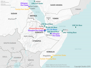 Landlocked Ethiopia Charts a Course for a Navy
