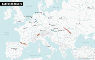 European Rivers