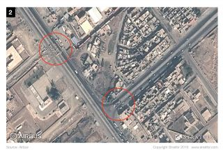 By destroying the buildings, the jihadists are likely trying to transform the edge of Mosul's fortified city center into a wall from which they can target approaching adversaries.