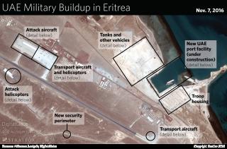 The UAE Military Buildup in Eritrea