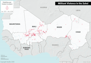 Militant Violence in the Sahel