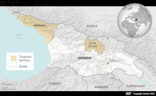 Georgia's Disputed Territories