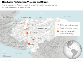 Postelection Violence and Unrest in Honduras