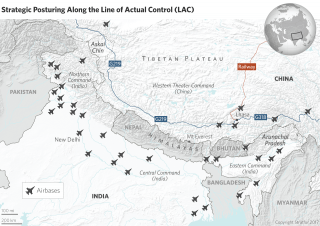 Strategic Posturing Along the Line of Actual Control (LAC)