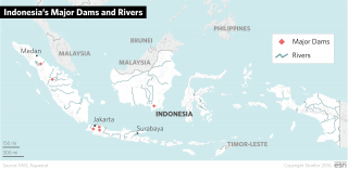 Indonesia Rivers and Dams