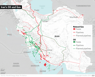 Iran's Oil and Gas