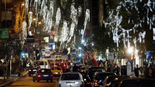 The holiday season in Istanbul