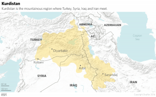 It is clear that the design of some of the proposed dams along the border with Iraq and Iran is meant to make cross-border movement more difficult for Kurdish militants. The Kurdish region that overlaps Turkey, Syria, Iraq and Iran will be the battleground where Ankara and Tehran fight for influence.