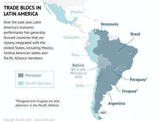The United States Progress And Promise In Latin America - Us latin america map