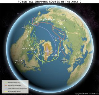 The Arctic's Growing Importance to Trade
