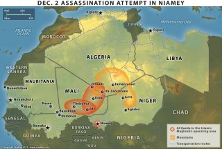 Malian Military Officer Attacked in Niger