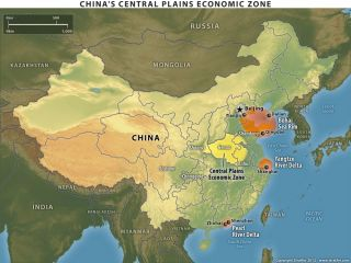 China's Central Plains Region