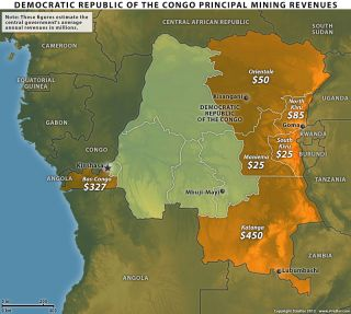 Congo's Mineral Resources