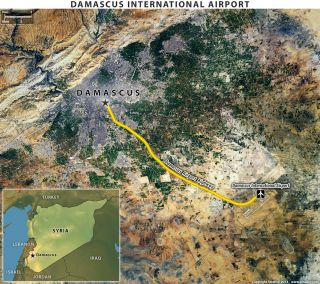 The Significance of Damascus International Airport