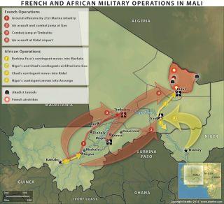 The Counter-Jihadist Offensive in Mali