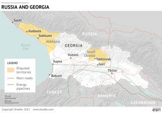 South Ossetia: Separatists Push Their Boundaries