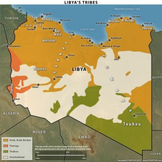 Libya's Tribal Conflicts
