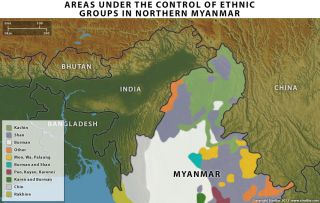 Beijing's Challenge With Myanmar Ethnic Groups