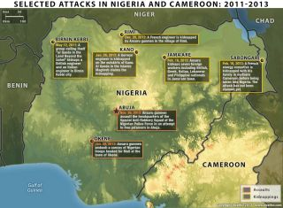 Kidnappings and Attacks in Nigeria and Cameroon