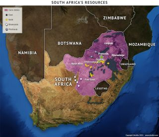 Resource-Driven Growth in South Africa