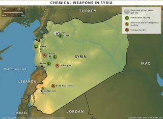 Syria's Chemical Weapons Program