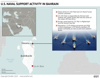 U.S. Naval Assistance to Bahrain