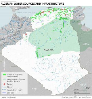 Algeria's Expensive Water Problem