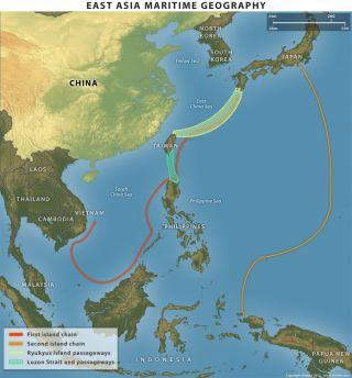 Limits of China's Submarine Operations