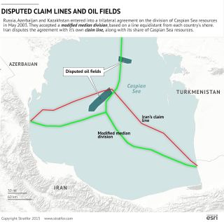 How Hydrocarbons are Changing the Caspian Sea
