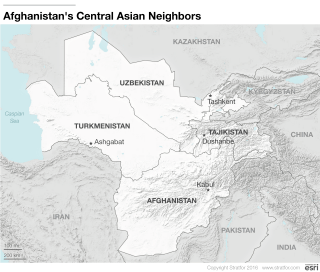 Northern Afghanistan's Militancy Threat Is Rising